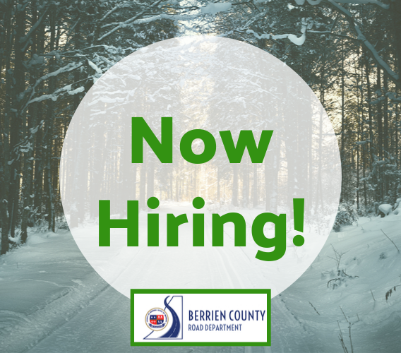 Now Hiring Winter Newsflash