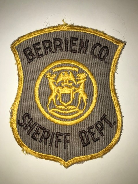 Berrien Co. Sheriff Dept. Patch