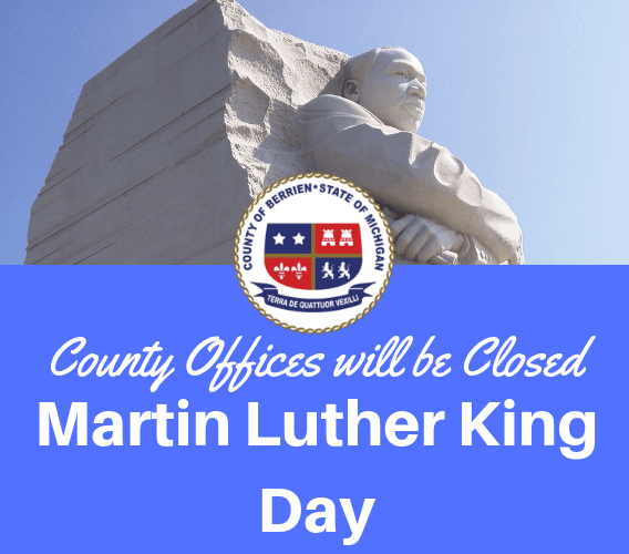 Martin Luther King Day NewsFlash