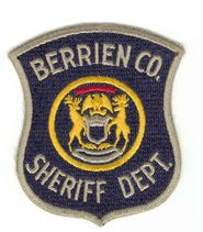 1950s Sheriff Patch