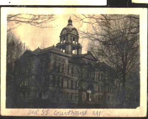 Old St. Joseph Courthouse