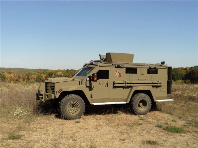 Tactical Response Unit | Berrien County, MI