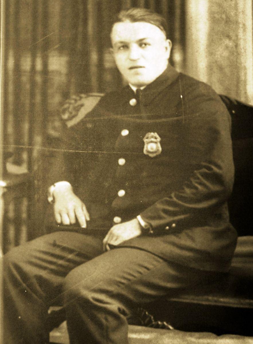 Fred Burke - Charles Skelly   Berrien County, MI